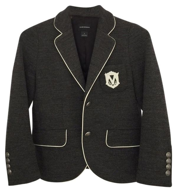 Preload https://item5.tradesy.com/images/club-monaco-heather-gray-monogrammed-wool-blazer-size-2-xs-3814459-0-0.jpg?width=400&height=650