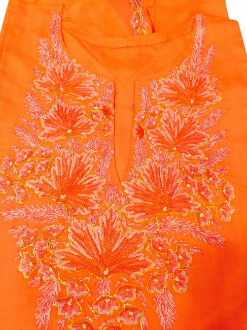 Preload https://item3.tradesy.com/images/orange-and-red-kashmiri-kurti-blouse-size-os-one-size-3814597-0-0.jpg?width=400&height=650