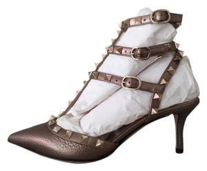 Valentino Metallic Pumps