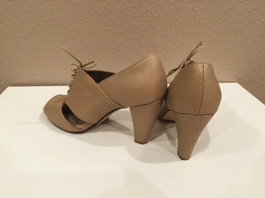 Forever 21 Nude Boots