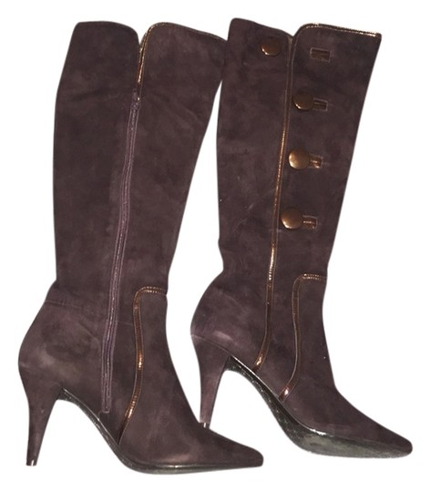 Preload https://img-static.tradesy.com/item/3816391/antonio-melani-chocolate-fudge-bootsbooties-size-us-85-regular-m-b-0-0-540-540.jpg