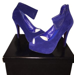 Mixit Blue Pumps