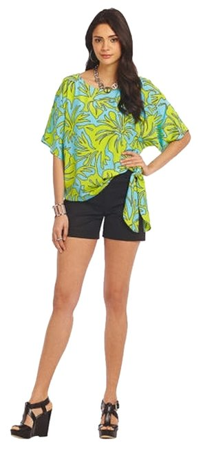 Preload https://item5.tradesy.com/images/michael-kors-green-multicolor-casual-blouse-size-0-xs-3816784-0-0.jpg?width=400&height=650