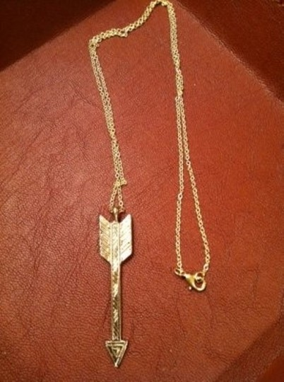 House of Harlow 1960 House of Harlow Arrow Drop Pendant