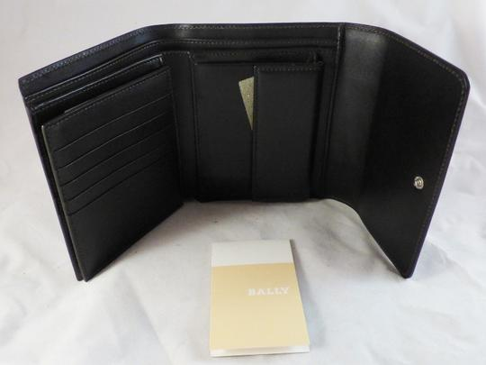 Bally Bally Traiano Tri-Fold Wallet