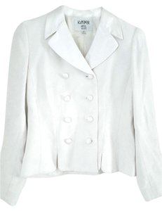 Bloomingdale's Off White Blazer