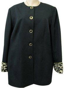 Chad Steven Event Occasion Jacket black Blazer