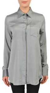 Maison Martin Margiela Button Down Shirt Gray