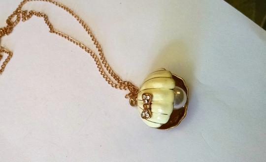 Other New Oyster Pearl Pendant Necklace J954