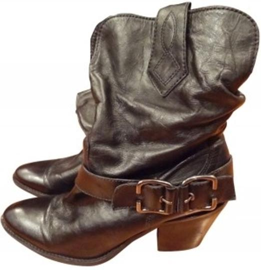 Preload https://img-static.tradesy.com/item/38192/white-mountain-black-leather-cowboy-style-with-buckle-bootsbooties-size-us-10-regular-m-b-0-0-540-540.jpg