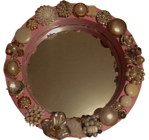 Other Hand Crafted Jeweled Mirror