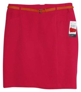 New York Clothing Company Skirt Pink