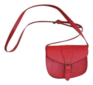 Other Vintage Western Buckle Cross Body Bag
