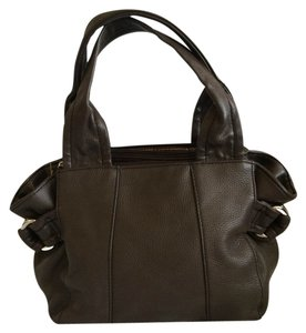 Tignanello Tote in Dark Brown
