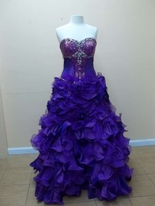 Impression Bridal Purplish 41027 Dress