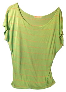 Other Striped Top green