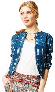 Anthropologie Shibori Jacket