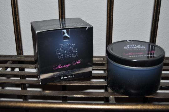 Fifty Shades of Grey Fifty Shades of Grey Massage Candle