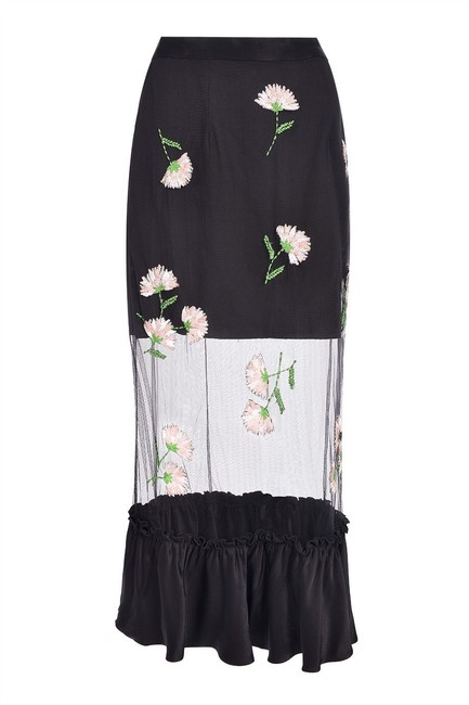 Black Maxi Dress by alice McCALL
