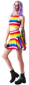 UNIF short dress Multicolored on Tradesy