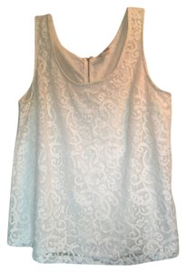 H&M Full Length Hm Conscious Collection Lace Lace Tank Lace Tank Top
