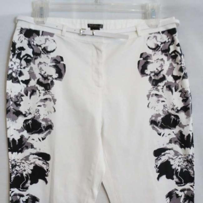 Other Capri/Cropped Pants White/Black