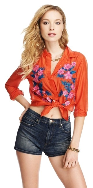 Preload https://img-static.tradesy.com/item/3823636/juicy-couture-coralmulticolor-closs-embroidered-shirt-style-jg008173-blouse-size-0-xs-0-0-650-650.jpg