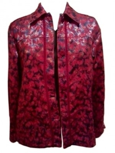 Preload https://item3.tradesy.com/images/coldwater-creek-red-floral-prints-reversible-1x-size-20-plus-1x-38237-0-0.jpg?width=400&height=650