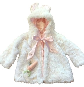 Other Baby Children Cardigan Gucci Easter Bunny Infant Gift Baby Fur Coat