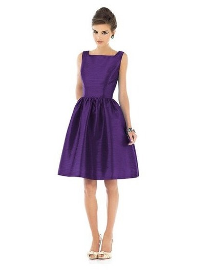 Alfred Sung Majestic Alfred Sung D518 Dress