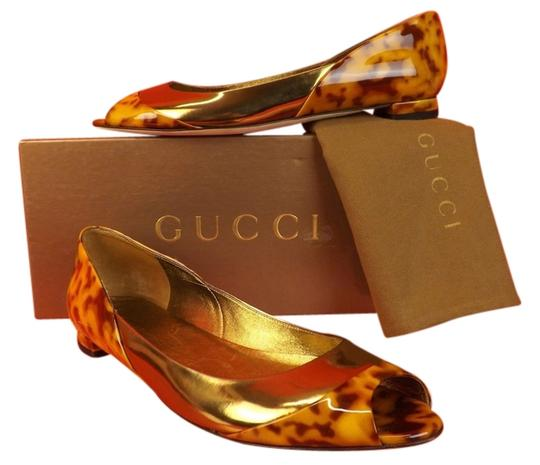 Gucci Multi-color Flats