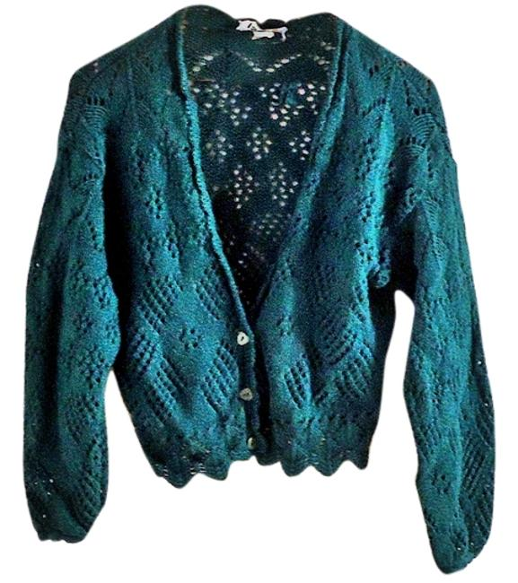 Next Issue Chunky Textured Cardigan