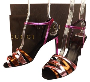 Gucci Multi-color Sandals