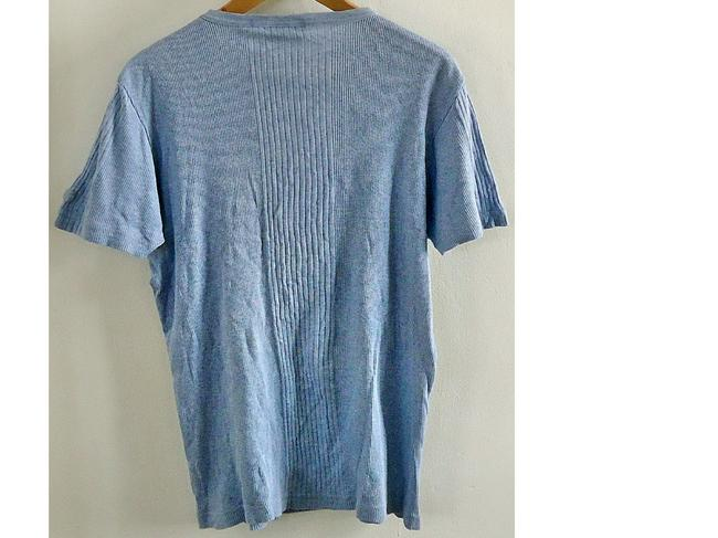 DKNY Cotton Textured Sweater