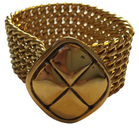 Preload https://item2.tradesy.com/images/chanel-chanel-vintage-gold-chain-bracelet-with-quilted-pendant-3825736-0-0.jpg?width=440&height=440