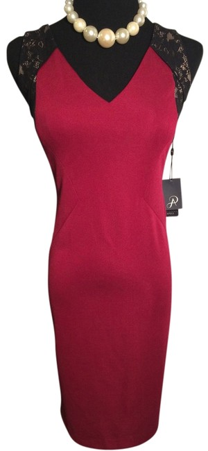 Preload https://item4.tradesy.com/images/adrianna-papell-nordstrom-dress-red-3826048-0-0.jpg?width=400&height=650