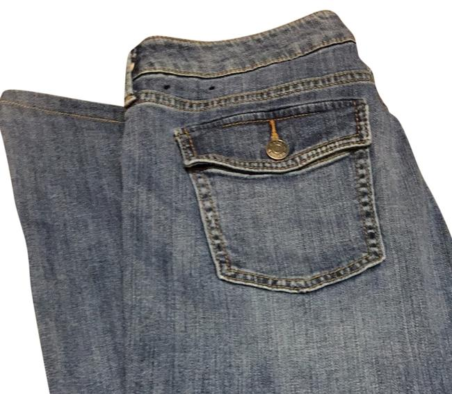 Banana Republic Relaxed Fit Jeans-Light Wash
