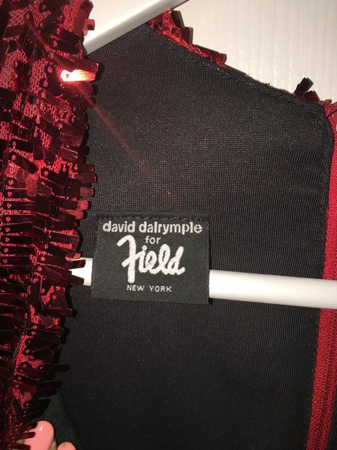 David Dalrymple for House of Field Dress