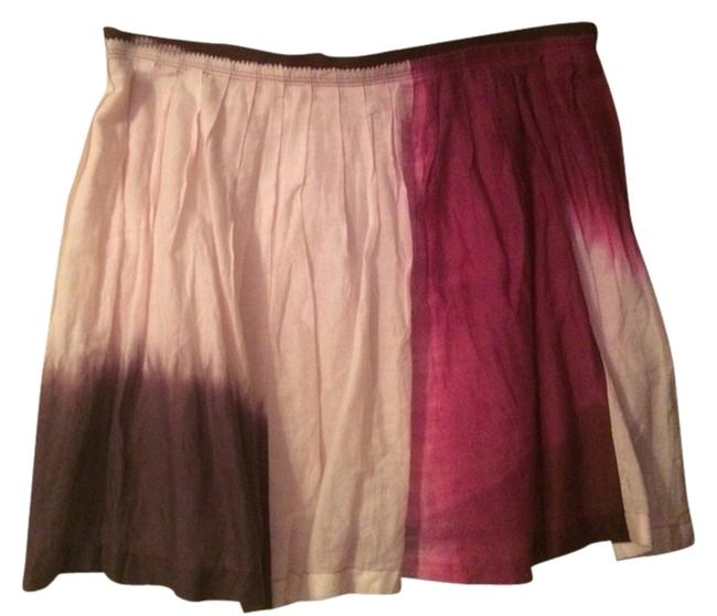 American Eagle Outfitters Skirt berry