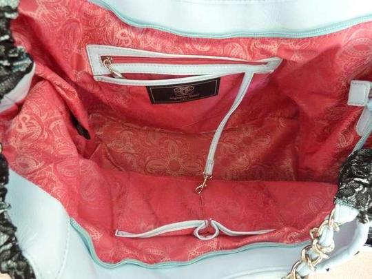 Other Patent Lace Shoulder Handbag Hobo Bag