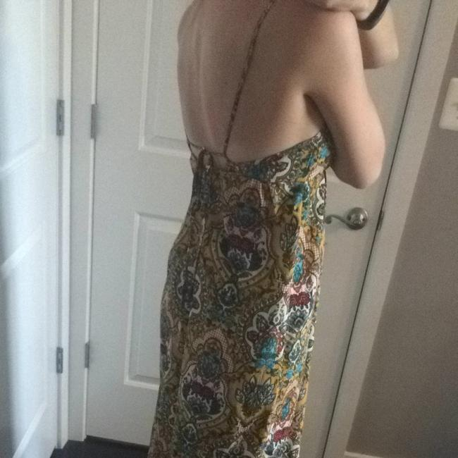 Yellow/multi Maxi Dress by Ark & Co.