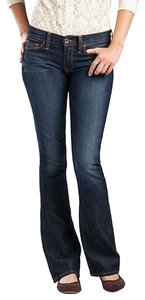 Lucky Brand Sofia Boot Cut Jeans-Dark Rinse