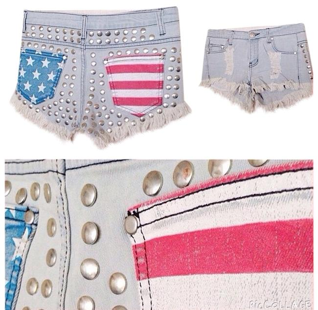 Other Independence Day Patriotic American Flag 4th Of July Shorts