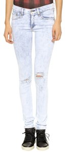 Rag & Bone Skinny Jeans-Distressed