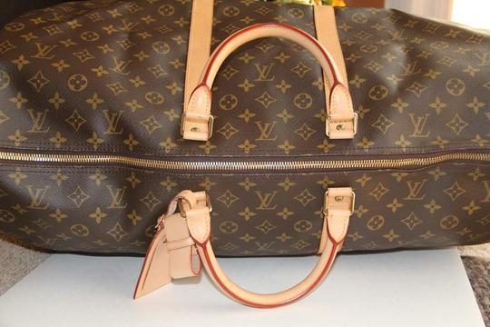 Louis Vuitton Keepall 60 monogram Travel Bag