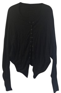 Free People Long Sleeves Snap Snap Buttons Sweater