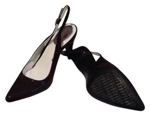 Calvin Klein Dark Brown Pumps