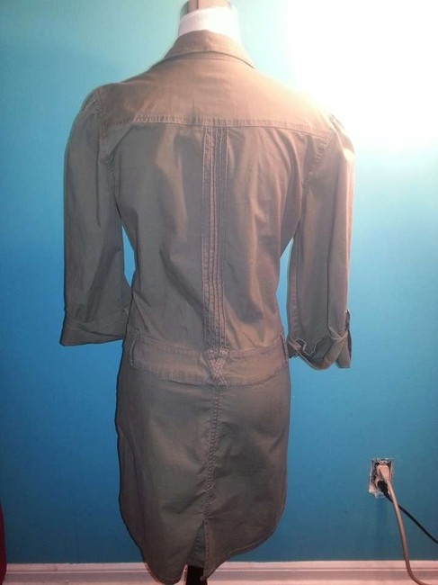 Other short dress army green on Tradesy