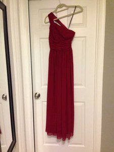 Monique Lhuillier Red 450024 Dress
