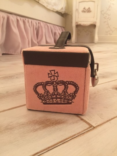 Juicy Couture Velour Jewelry Box